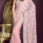 Nakshatra Designerwear Sarees Collection 2013 For Women  009