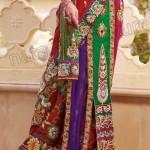 Natasha Couture Lehenga Sarees Winter Collection 2013 For Women 0010