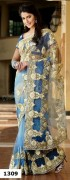 Natasha Couture Majesty Sarees Collection 2013 for Ladies 0011