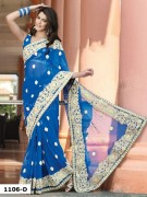 Natasha Couture Majesty Sarees Collection 2013 for Ladies 0018