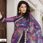 Natasha Couture Majesty Sarees Collection 2013 for Ladies 0025