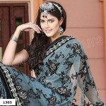 Natasha Couture Majesty Sarees Collection 2013 for Ladies 0026