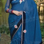 Natasha Couture Majesty Sarees Collection 2013 for Ladies 0028