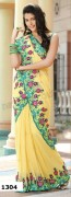Natasha Couture Majesty Sarees Collection 2013 for Ladies 0030