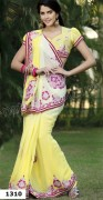Natasha Couture Majesty Sarees Collection 2013 for Ladies 0040