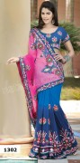 Natasha Couture Majesty Sarees Collection 2013 for Ladies 008