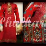 Phulkari Latest Spring Arrivals For Women 2013 001