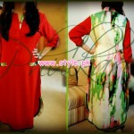 Phulkari Party Wear Collection 2013 For Spring 008