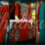 Phulkari Party Wear Collection 2013 For Spring 010