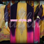 Phulkari Party Wear Collection 2013 For Spring 011