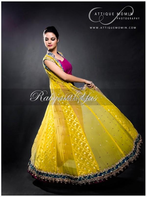 Rab-at-Yas Formal Wear Collection 2013 for Women