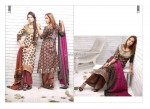 Rabea Lawn 2013 for Women by Shariq Textiles 010