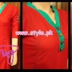 Ramsha Warsy Latest Casual Dresses 2013 001