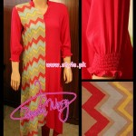 Ramsha Warsy Latest Casual Dresses 2013 002