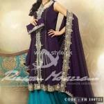 Rizwan Moazzam Bridal Wear Collection 2013 for Girls 002