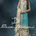 Rizwan Moazzam Bridal Wear Collection 2013 for Girls 003