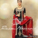 Rizwan Moazzam Bridal Wear Collection 2013 for Girls 007