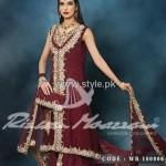 Rizwan Moazzam Bridal Wear Collection 2013 for Girls 009