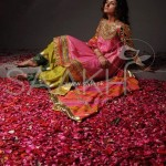 Saakh by Sabah Formal Wear Collection 2013 003
