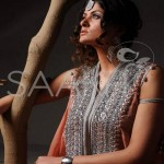 Saakh by Sabah Formal Wear Collection 2013 004