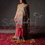 Saakh by Sabah Formal Wear Collection 2013 007