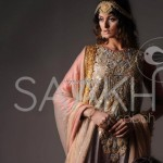 Saakh by Sabah Formal Wear Collection 2013 008