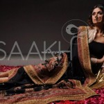 Saakh by Sabah Formal Wear Collection 2013 009