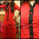 Tassels Winter Collection 2013 For Women 0013