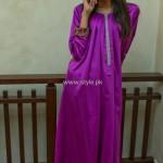 Tassy Zarar's  Silk Satin Collection 2013 for Girls 006