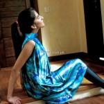 Tassy Zarar's  Silk Satin Collection 2013 for Girls 007