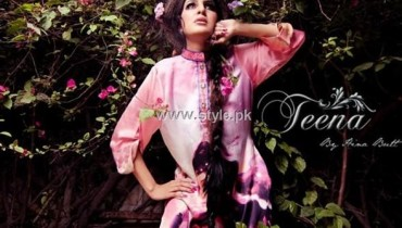 Teena by Hina Butt Spring Collection 2013 for Ladies