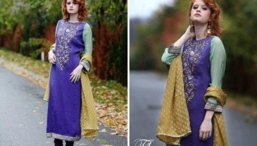 Tila Designs By Sofia Party Wear Collection 2013 For Women 001