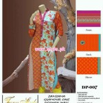 Turn Style Digital Print Collection 2013 For Women 002
