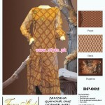 Turn Style Digital Print Collection 2013 For Women 003