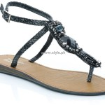 Unze Flat Sandals Collection 2013 for Ladies 006
