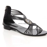 Unze Flat Sandals Collection 2013 for Ladies 008