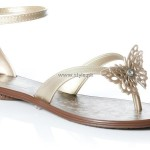 Unze Flat Sandals Collection 2013 for Ladies 011