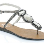 Unze Flat Sandals Collection 2013 for Ladies 015