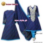 VS Textile Mills Embroidered Dresses 2013 002