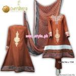 VS Textile Mills Embroidered Dresses 2013 003