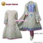 VS Textile Mills Embroidered Dresses 2013 004