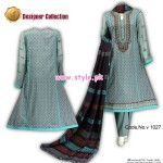 VS Textile Mills Party Dresses 2013 For Summer 008