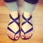 Virgin Teez Footwear Collection 2013 for Women 009