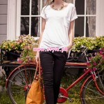 Yellow Latest Western Wear Collection For Men & Women 2013 007