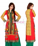 Zahra Ahmad Spring Collection For Girls 2013 005
