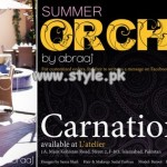 Abraaj Orchid Summer Collection 2013 For Girls 001