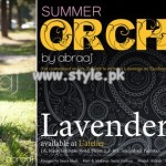 Abraaj Orchid Summer Collection 2013 For Girls 003