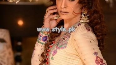 Ajwa Textile Wedding Wear Collection 2013 006