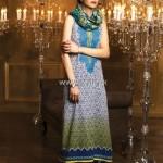 Alkaram Embroidered Fabrics 2013 for Women 001