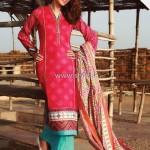 Alkaram Embroidered Fabrics 2013 for Women 005